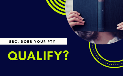 SBC – DOES YOUR PTY QUALIFY?